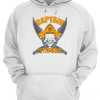Stepdads pirate captain Unisex Hoodie
