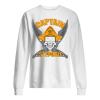 Stepdads pirate captain Unisex Sweatshirt