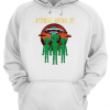 Storm Area 51 Shirt Alien UFO They Cant Stop Us Unisex Hoodie