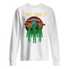 Storm Area 51 Shirt Alien UFO They Cant Stop Us Unisex Sweatshirt