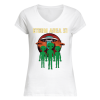 Storm Area 51 Shirt Alien UFO They Cant Stop Us Women's Classic