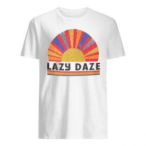 Sunshine Lazy Daze Tour Shirt