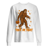 Yeti Treat Or Treat Unisex Sweatshirt