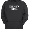 based on the novel by stephen king Unisex Hoodie