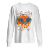 bat shit crazy Unisex Sweatshirt