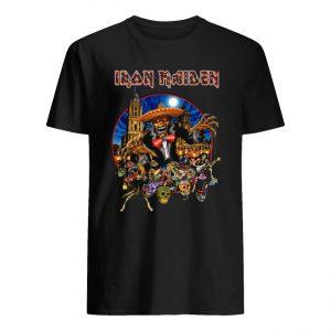 Iran Maiden Halloween Shirt
