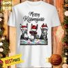 Official Donkeys MerryKissmyass Baseball Shirt