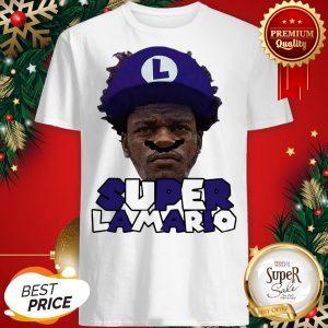 Super Lamario Jackson Baltimore Ravens Shirt