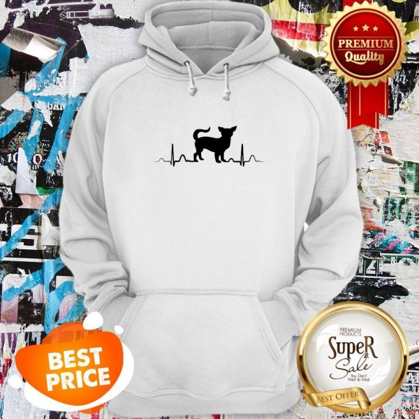 Official I Love Chihuahua Beep Hoodie