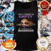 Official Mostly Running On Empty Fibromyalgia Warrior Tank Top