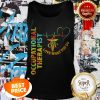 Official Occupational Therapist Loved What You Do Tank Top