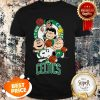 Nice The Peanut Boston Celtics Shirt