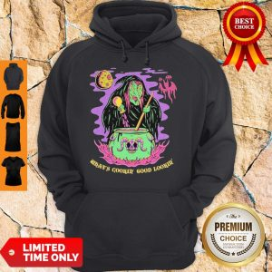 Top Witch What's Good Good Look Hoodie