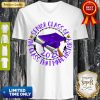 Premium Senior Class Of 2020 The Class That Made His Story Purple V-neck