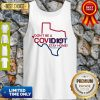 Texas Don't Be A Covid-19 Covidiot Stay Home Nursestrong Tank Top