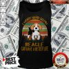 Funny I Work Hard So My Beagle Can Have A Better Life Vintage Tank Top