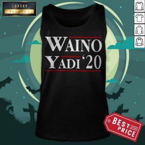 Official Waino Yadi 2020 Tank Top